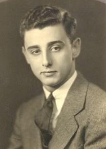 Karl Joseph Klingler obituary photo