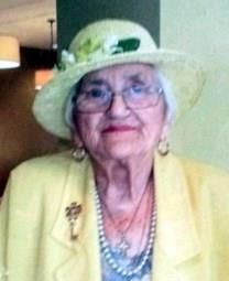 Olga Popovic obituary photo