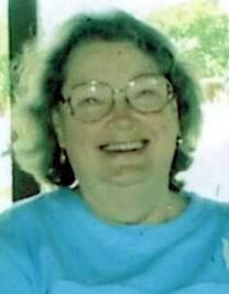 Bertha Maye Stahl obituary photo