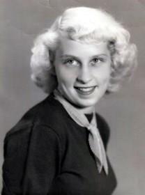 Donna Lea Gonzales obituary photo