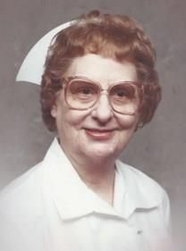 Hazel H. Blackburn obituary photo