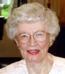 Gloria Weis obituary photo
