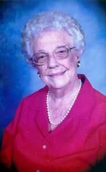 Elsie McClees Winstead obituary photo