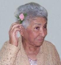 Guillermina Mercado obituary photo