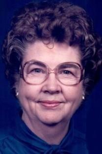 Louise Barnes Gorman obituary photo