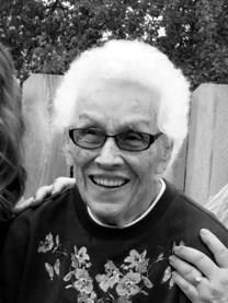 Kathryn Muriel Rice obituary photo
