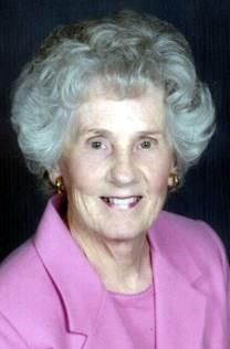 Dorothy Eleanor Carr obituary photo