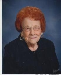 LaVora Maye Leverett obituary photo
