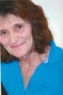 Betty Rose Sanders obituary photo