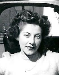 Margaret Merkel Werner obituary photo
