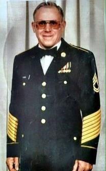 Ret. Donald Fiero obituary photo