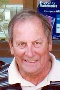 Richard Michael Cortlandt Stokes obituary photo