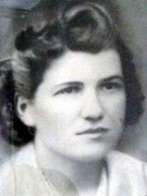 Magdalina Lupea Golumbu obituary photo