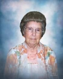Vergie Smith Fussell obituary photo