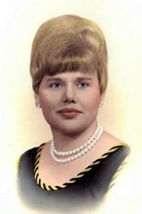 Mary Schembri obituary photo