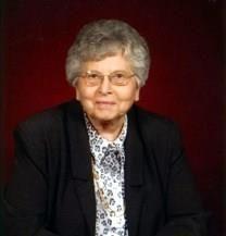 Betty Jean Eichhorn obituary photo