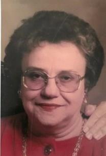 Georgie Ann Meeks obituary photo