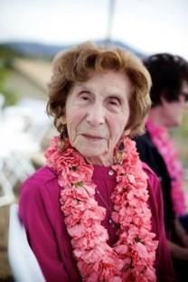 Giuseppina Marie Wolowicz obituary photo