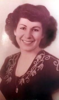 Delia G. Baca obituary photo