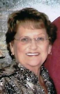 Doris T. Lewis obituary photo