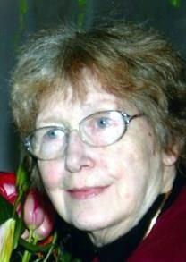 Margaret Ann Scott obituary photo