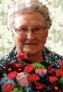 Annabelle Barnes obituary photo
