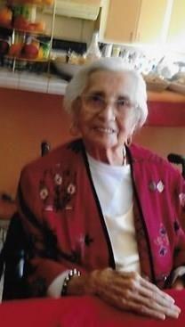 Esperanza Espinosa obituary photo