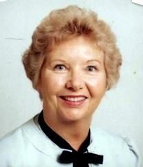 Joan Gertrude Baca obituary photo