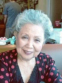 Elena Valverde Flores obituary photo