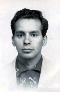 Enrique D. Cisneros obituary photo