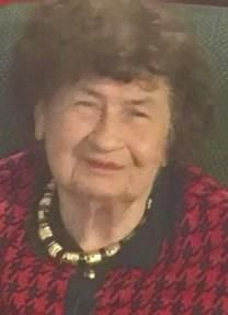 Betty Jean Daughtry obituary photo