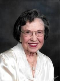 Elma Baetzel Fatzinger obituary photo