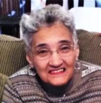 Ruth N. Hammons obituary photo