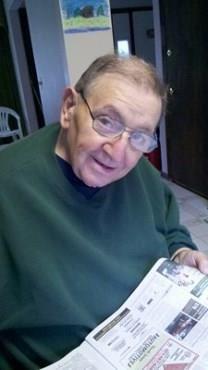John Salvatore Gasbarro obituary photo