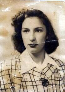 Rose M. Vossmer obituary photo