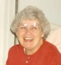 Glenna Clark obituary photo