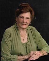 Christine Jones Thompson obituary photo