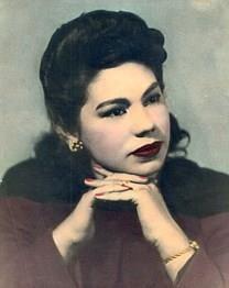 Estella C. Nevarez obituary photo