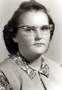 Saundra Rexford obituary photo