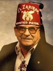 William Ernest Barnes obituary photo