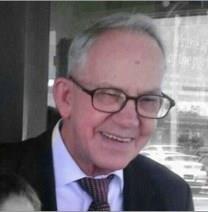 Joseph Dewitt Carver obituary photo