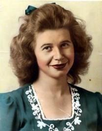 Kathryn Meadors obituary photo