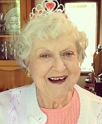 Mary R. Rudolph obituary photo