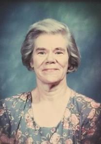 Mary F. Dolaway obituary photo