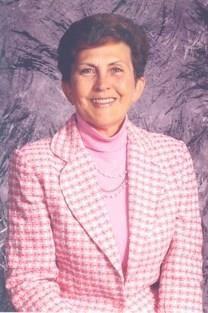Shirley Hanson obituary photo