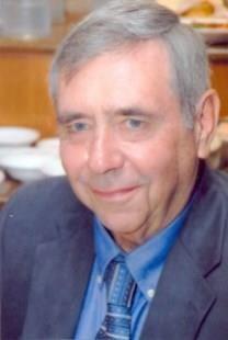 James Max McCarter obituary photo
