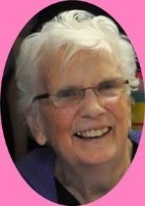 Frances Mary Hawkins-Wright obituary photo
