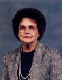 Avis G. Lancaster obituary photo