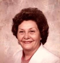 Bonnie Koontz Evans obituary photo