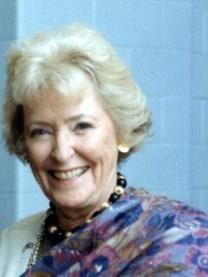 Mary Isobel Gregson obituary photo